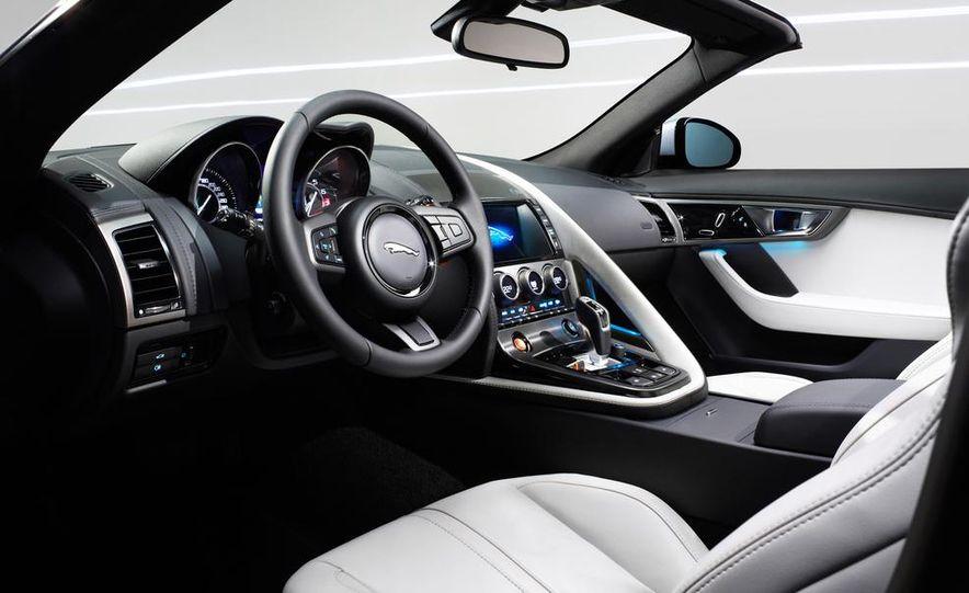 2014 Jaguar F-type V8 S roadster - Slide 15