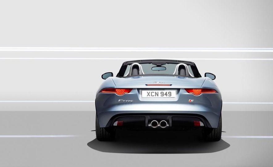 2014 Jaguar F-type V8 S roadster - Slide 11