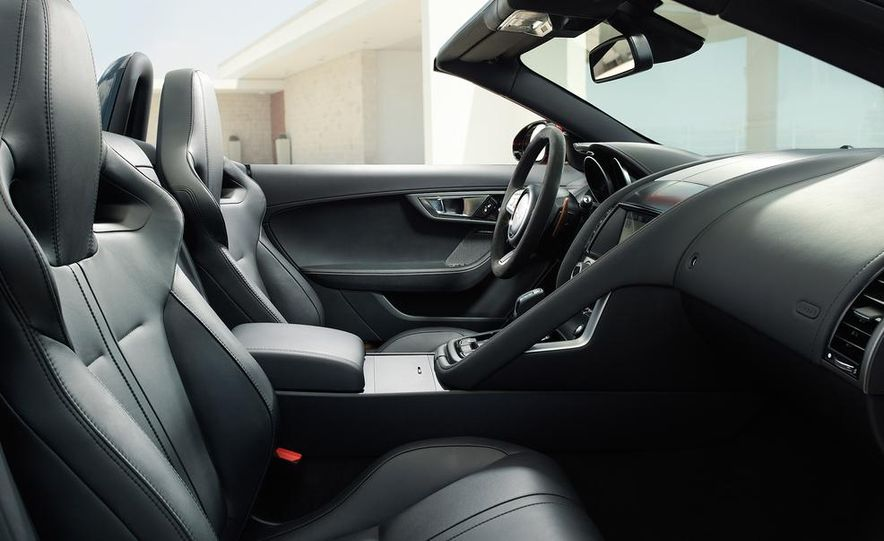 2014 Jaguar F-type V8 S roadster - Slide 8