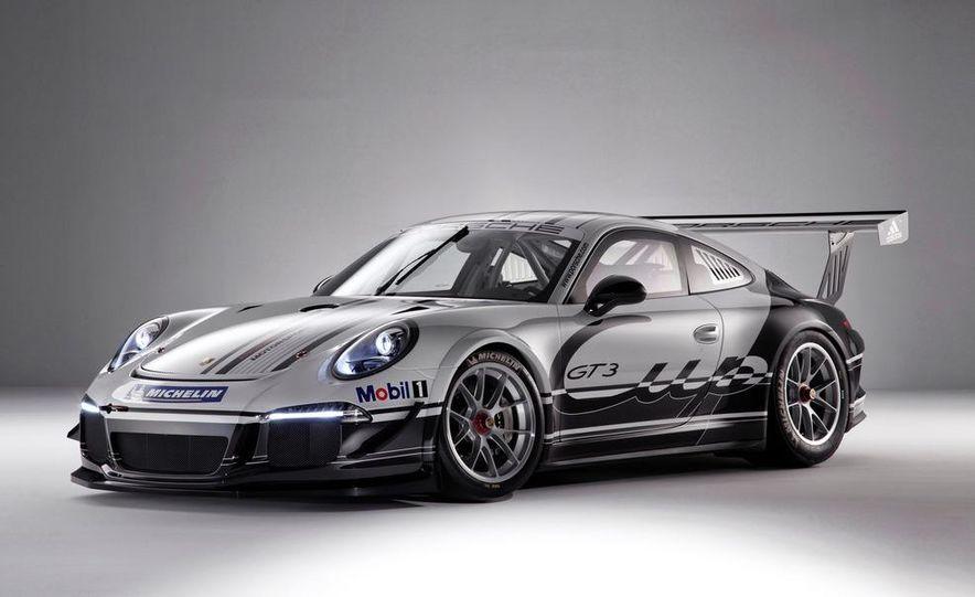 2013 Porsche 911 GT3 Cup race car - Slide 1