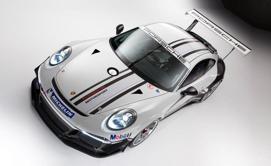 2013 Porsche 911 GT3 Cup race car - Slide 3