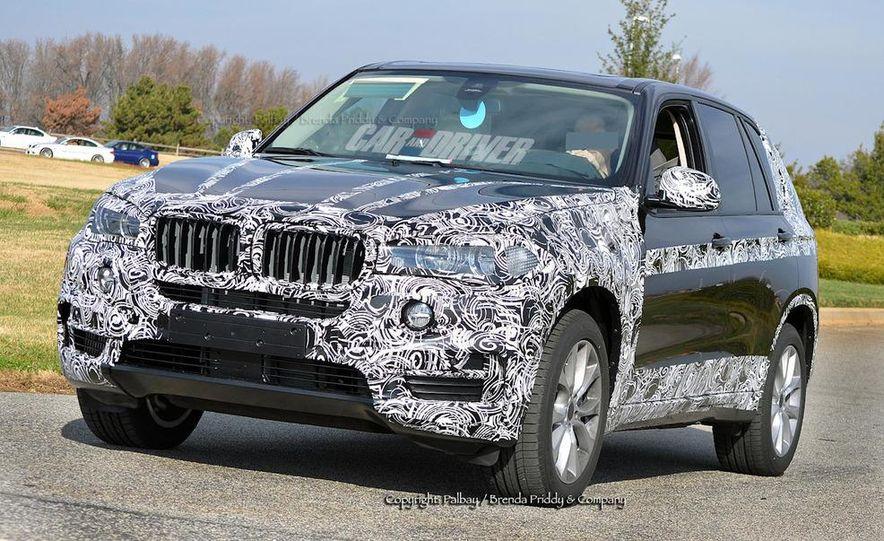 2014 BMW X5 (spy photo) - Slide 2