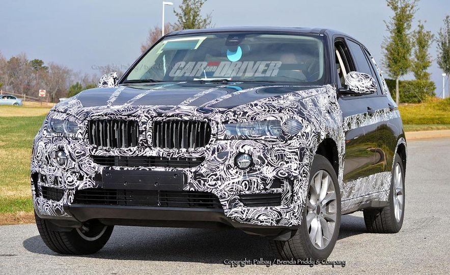 2014 BMW X5 (spy photo) - Slide 3