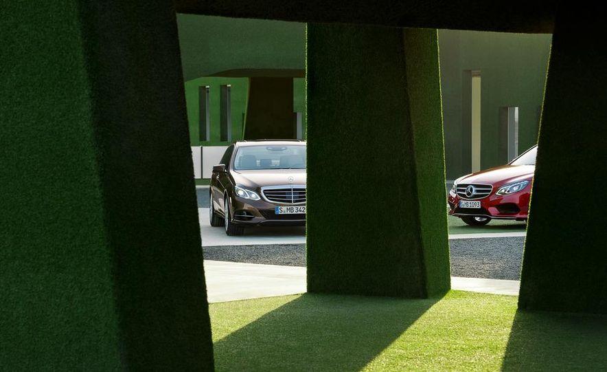 2014 Mercedes-Benz E250 wagon, E300 BlueTec Hybrid, and E350 4MATIC - Slide 4