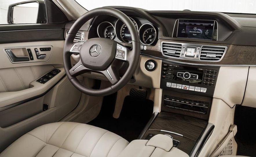 2014 Mercedes-Benz E250 wagon, E300 BlueTec Hybrid, and E350 4MATIC - Slide 33