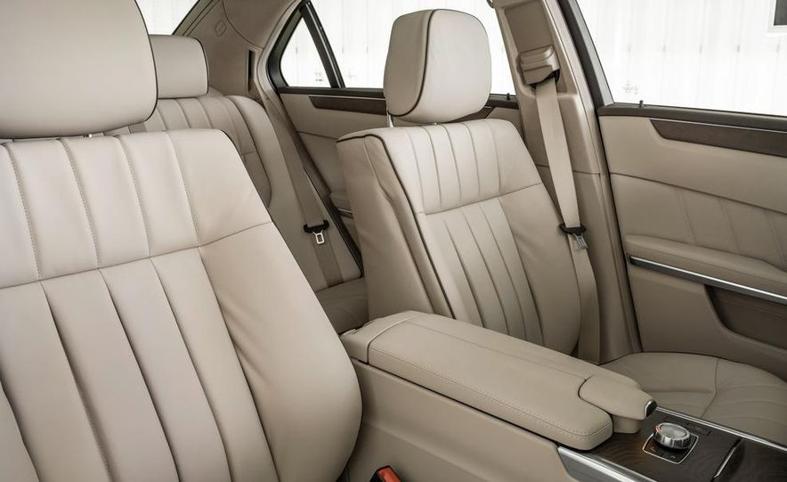 2014 Mercedes-Benz E250 wagon, E300 BlueTec Hybrid, and E350 4MATIC - Slide 35