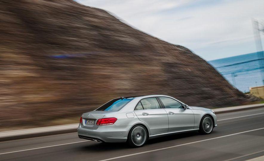 2014 Mercedes-Benz E250 wagon, E300 BlueTec Hybrid, and E350 4MATIC - Slide 6