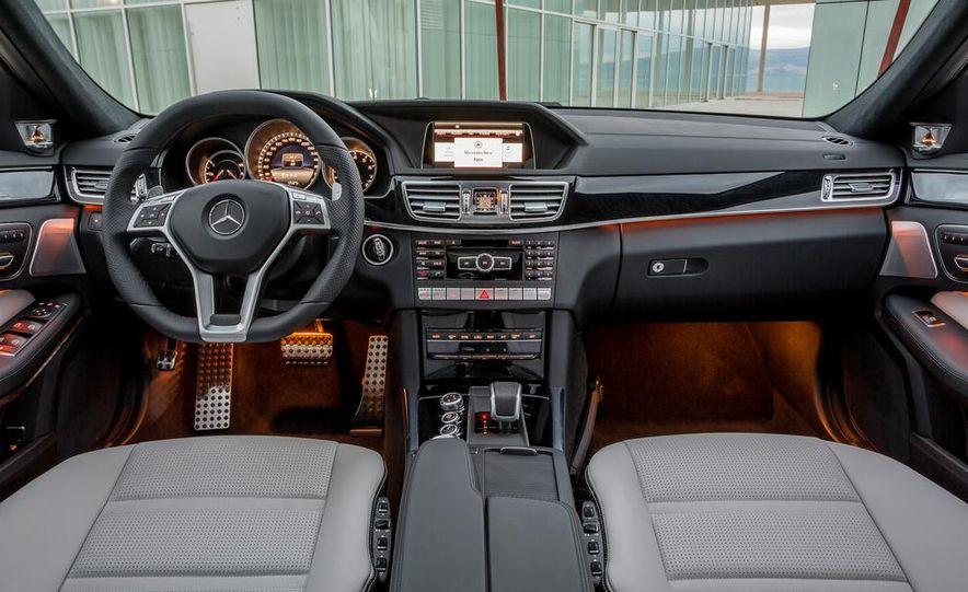 2014 Mercedes-Benz E63 AMG S 4MATIC sedan - Slide 20