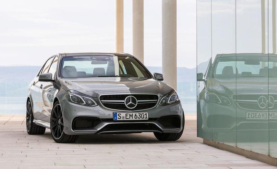 2014 Mercedes-Benz E63 AMG S 4MATIC sedan - Slide 9