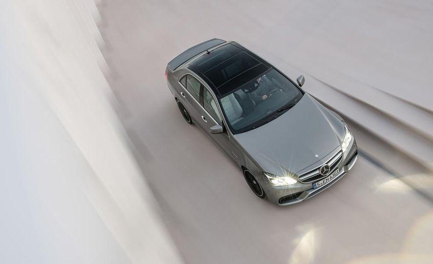 2014 Mercedes-Benz E63 AMG S 4MATIC sedan - Slide 19