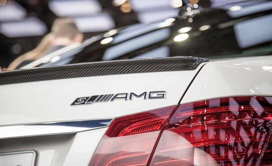 2014 Mercedes-Benz E63 AMG S 4MATIC sedan - Slide 4