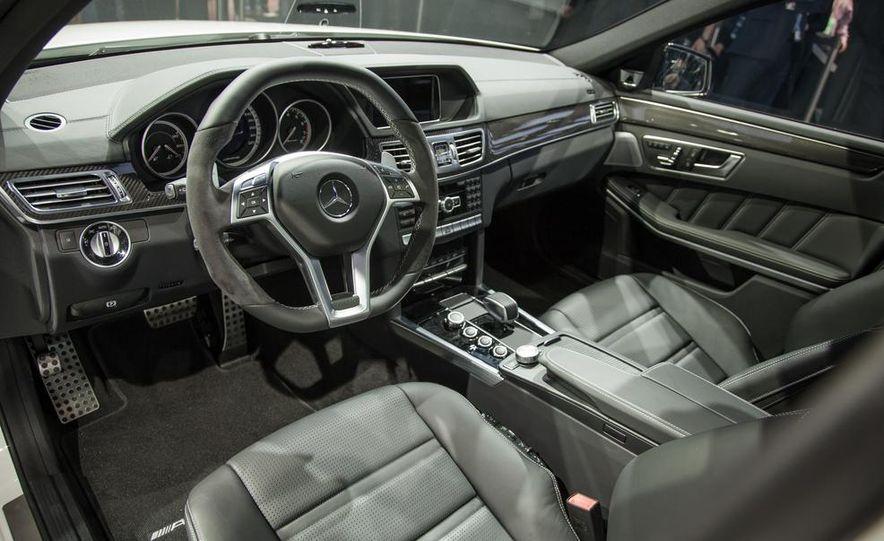 2014 Mercedes-Benz E63 AMG S 4MATIC sedan - Slide 6