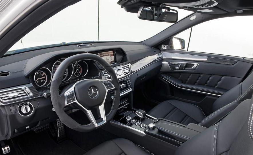 2014 Mercedes-Benz E63 AMG S 4MATIC sedan - Slide 35