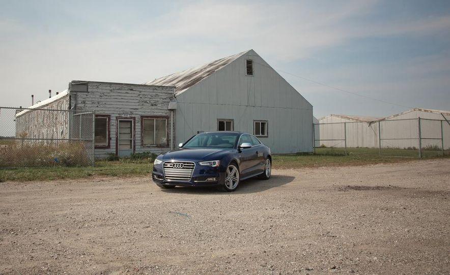 2013 Audi S5 - Slide 1