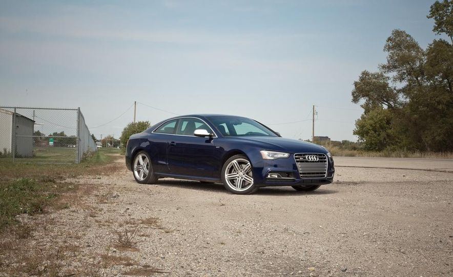 2013 Audi S5 - Slide 6