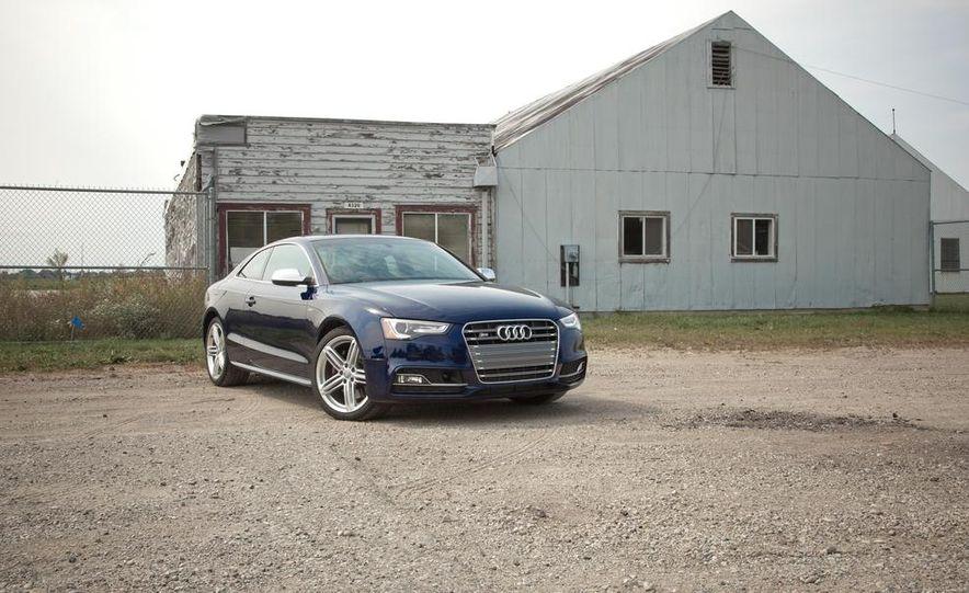 2013 Audi S5 - Slide 8