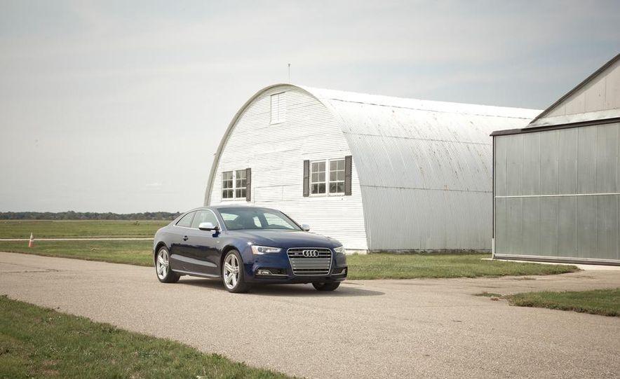 2013 Audi S5 - Slide 14