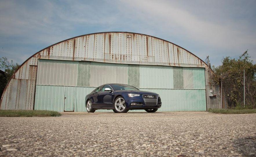 2013 Audi S5 - Slide 17