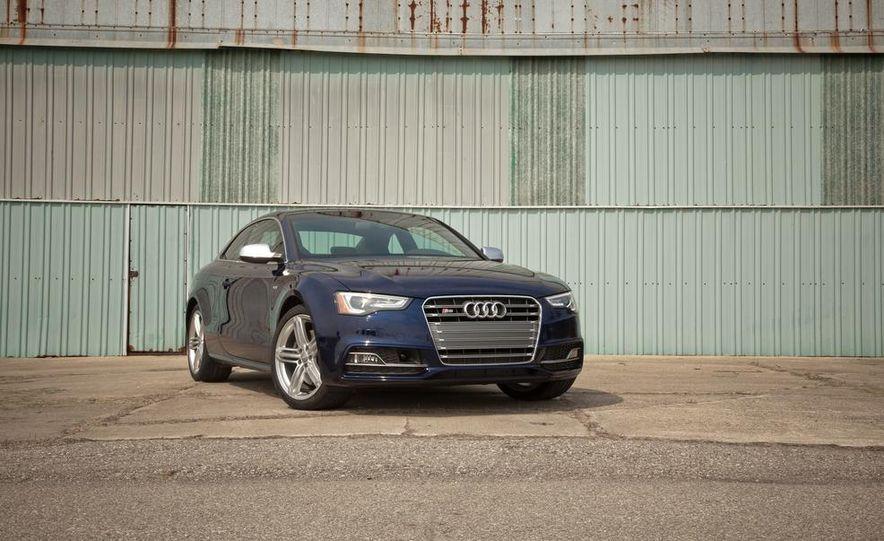 2013 Audi S5 - Slide 18
