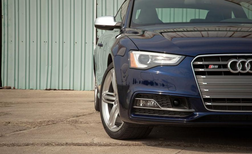 2013 Audi S5 - Slide 30