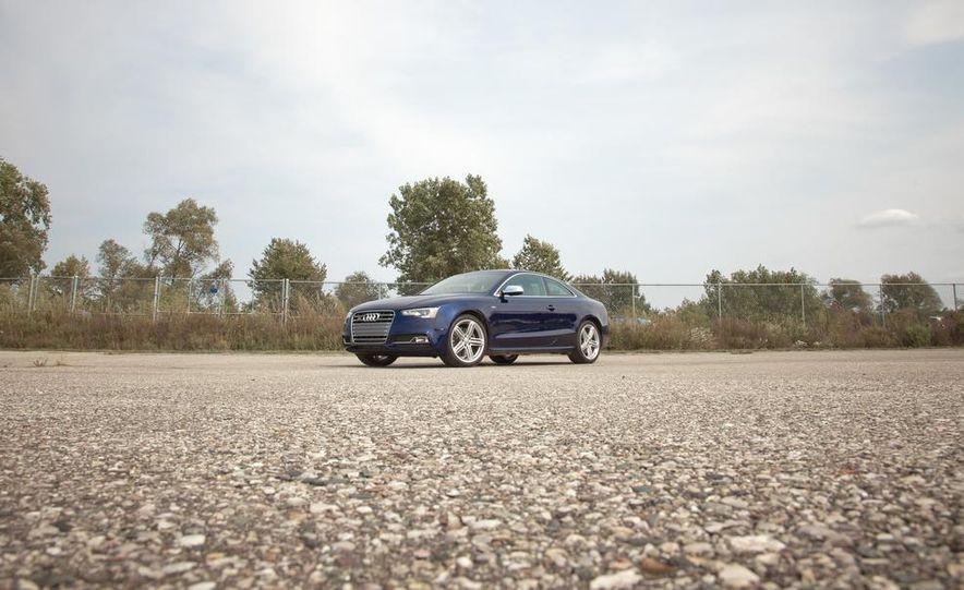 2013 Audi S5 - Slide 26