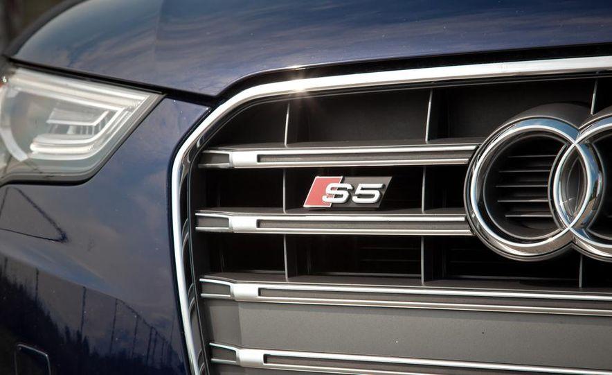 2013 Audi S5 - Slide 31
