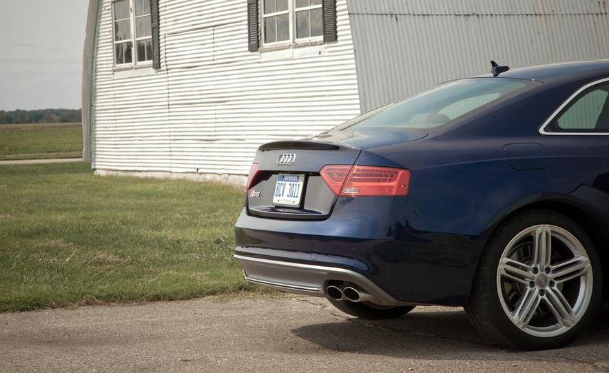 2013 Audi S5 - Slide 38