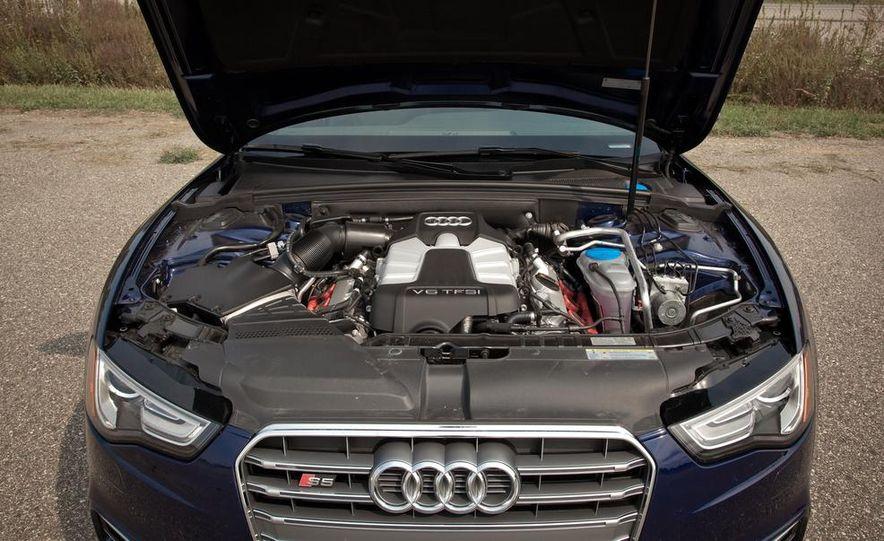2013 Audi S5 - Slide 63