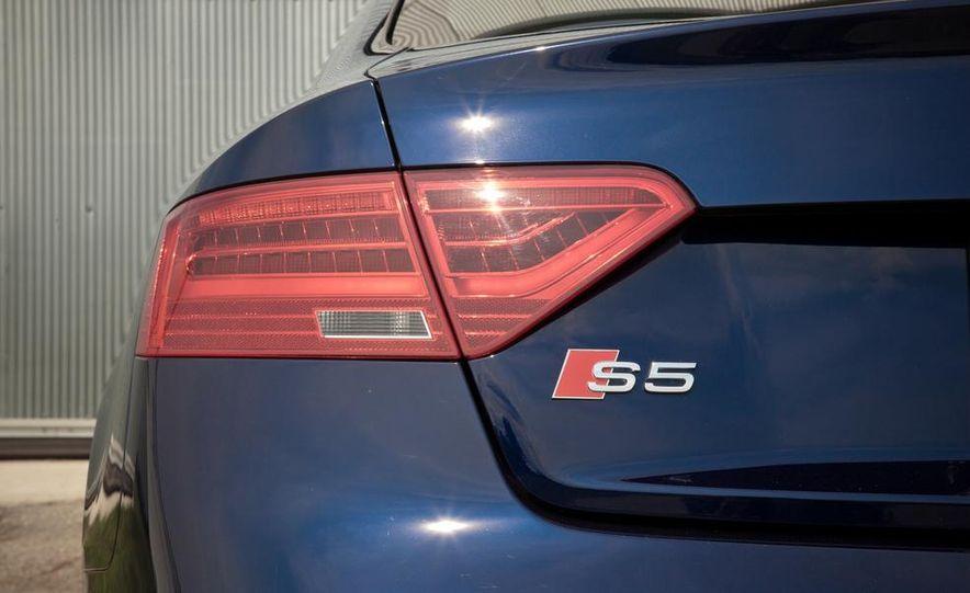 2013 Audi S5 - Slide 34