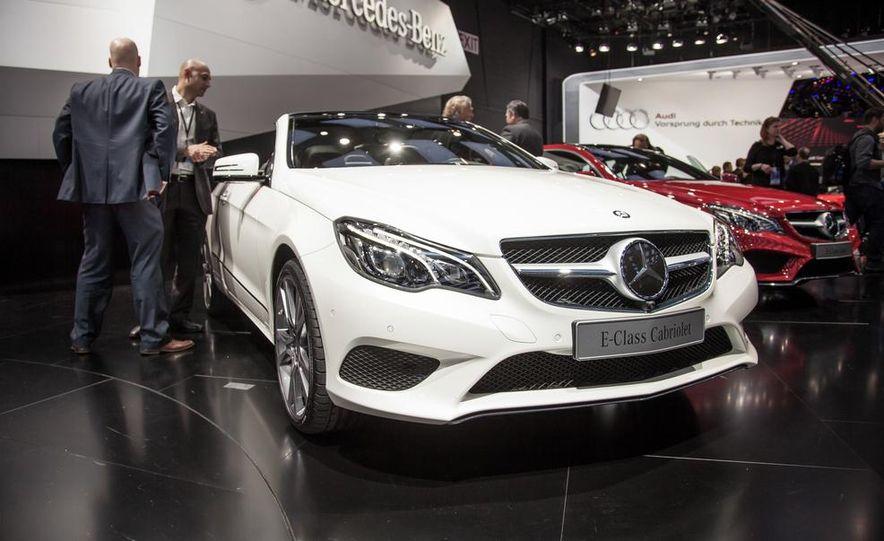2014 Mercedes-Benz E-class coupe - Slide 7