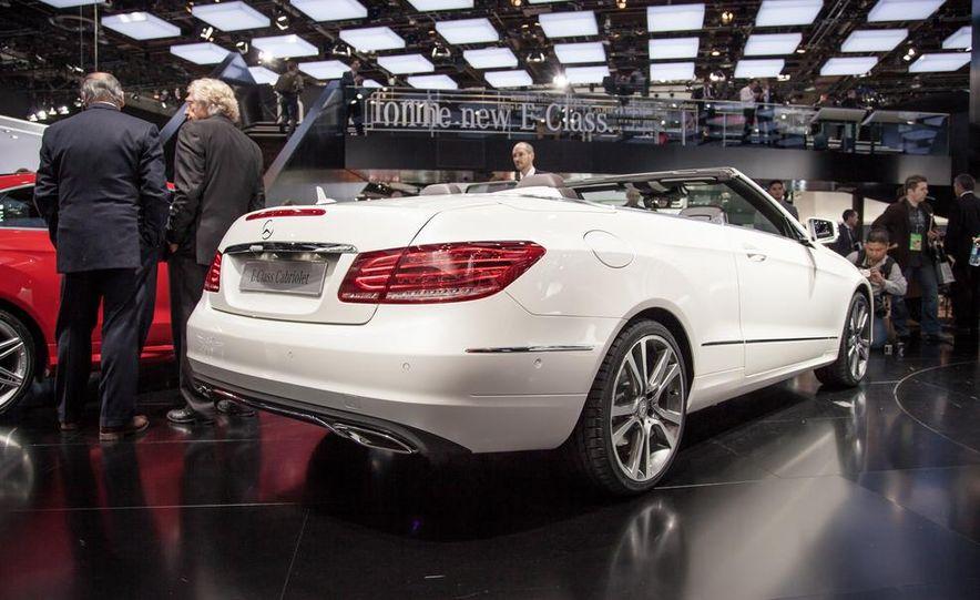 2014 Mercedes-Benz E-class coupe - Slide 8