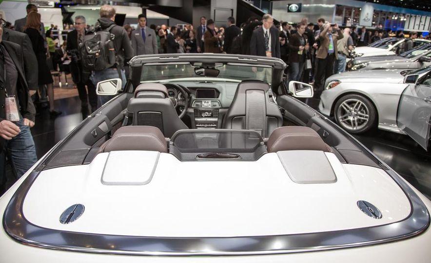 2014 Mercedes-Benz E-class coupe - Slide 9