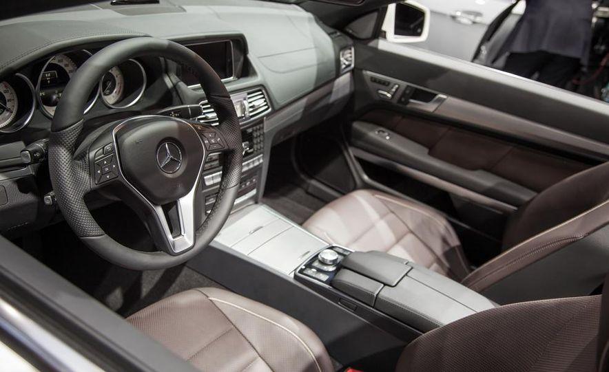 2014 Mercedes-Benz E-class coupe - Slide 11