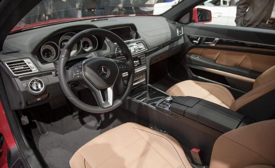 2014 Mercedes-Benz E-class coupe - Slide 6