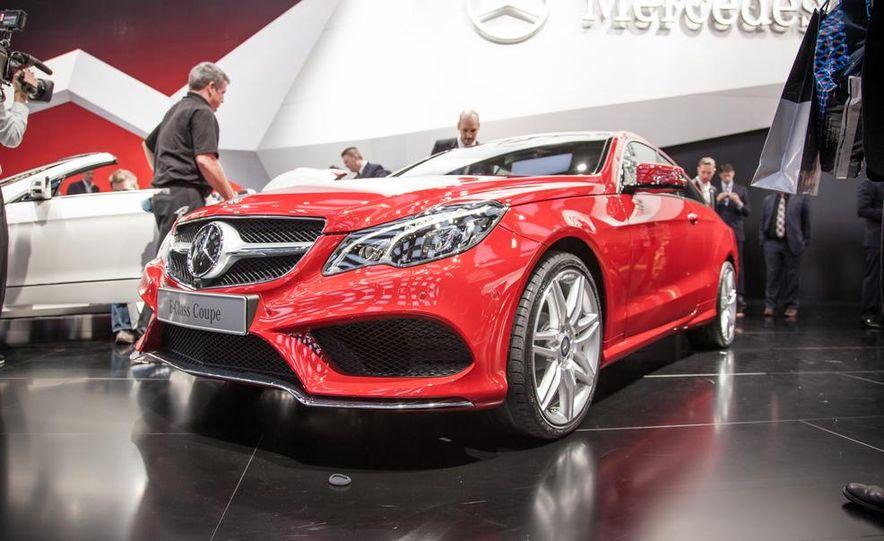 2014 Mercedes-Benz E-class coupe - Slide 1