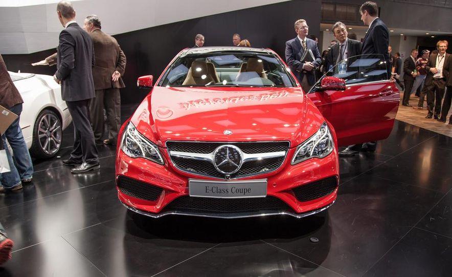 2014 Mercedes-Benz E-class coupe - Slide 2