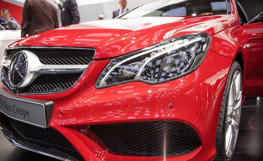 2014 Mercedes-Benz E-class coupe - Slide 3