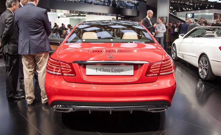 2014 Mercedes-Benz E-class coupe - Slide 4