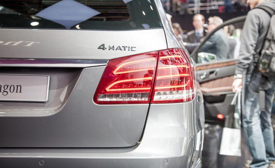 2014 Mercedes-Benz E-class coupe - Slide 13