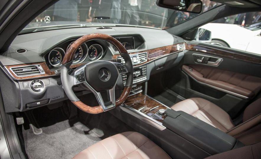 2014 Mercedes-Benz E-class coupe - Slide 14