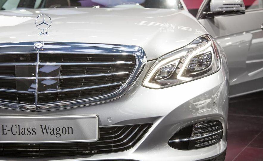 2014 Mercedes-Benz E-class coupe - Slide 12