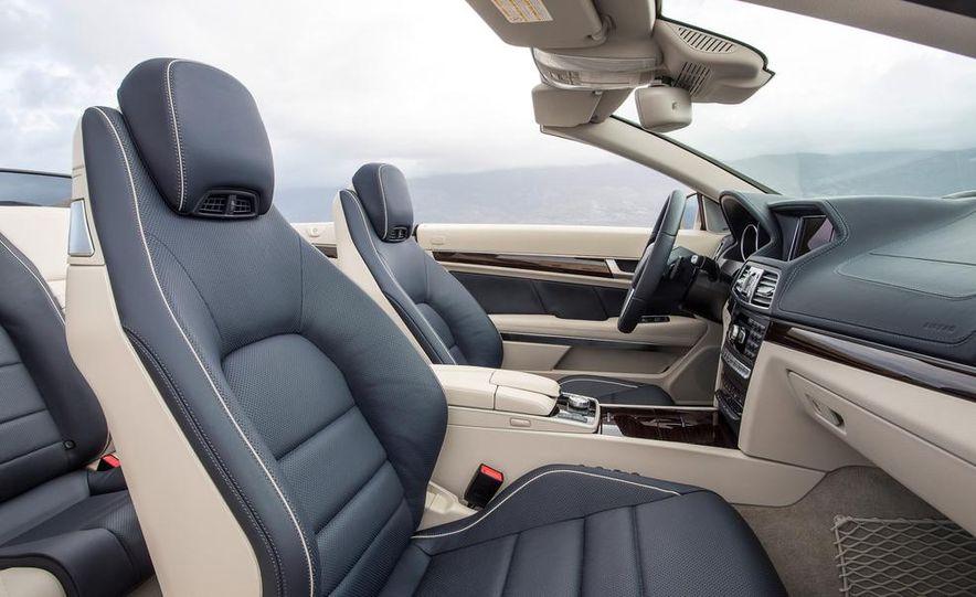 2014 Mercedes-Benz E-class coupe - Slide 54