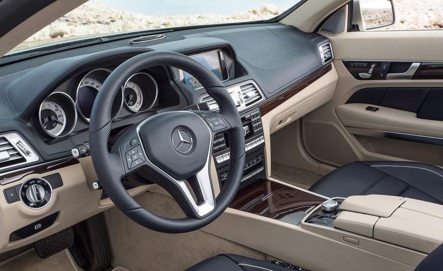 2014 Mercedes-Benz E-class coupe - Slide 56