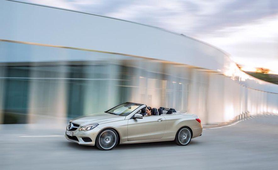 2014 Mercedes-Benz E-class coupe - Slide 39