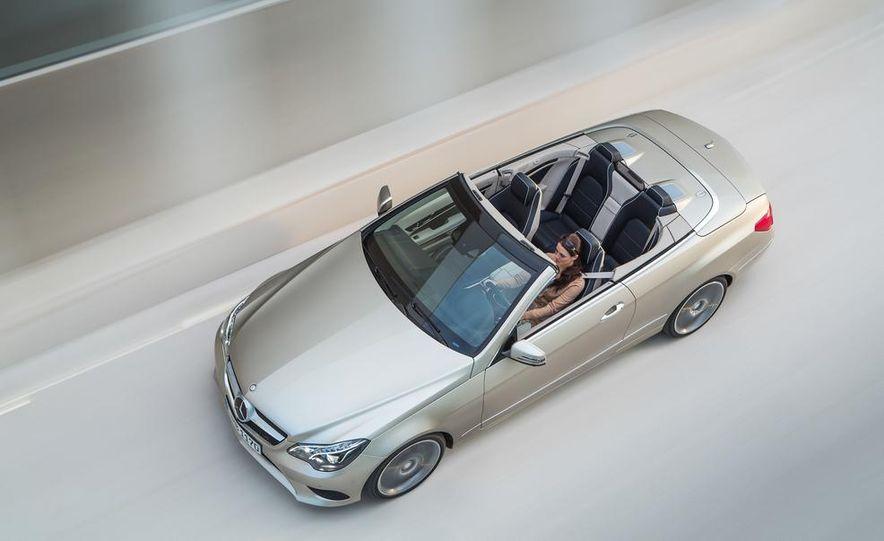 2014 Mercedes-Benz E-class coupe - Slide 40