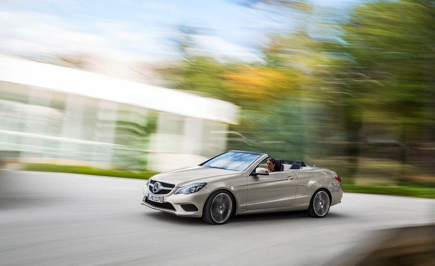 2014 Mercedes-Benz E-class coupe - Slide 41
