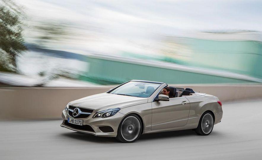 2014 Mercedes-Benz E-class coupe - Slide 42