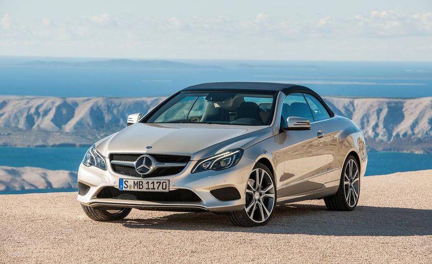 2014 Mercedes-Benz E-class coupe - Slide 47