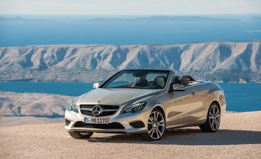 2014 Mercedes-Benz E-class coupe - Slide 48