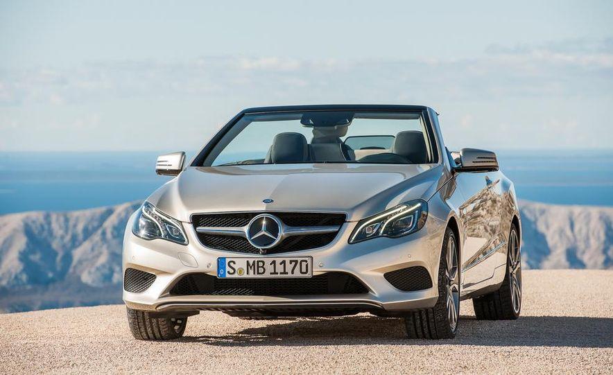 2014 Mercedes-Benz E-class coupe - Slide 49